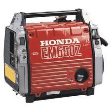 Генератор Honda EM650Z